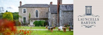 Launcells Barton Wedding Venue Cornwall